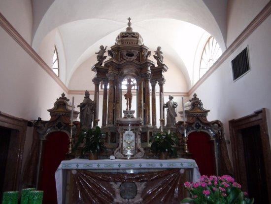 Brentonico, Włochy: Chiesa di San Clemente...