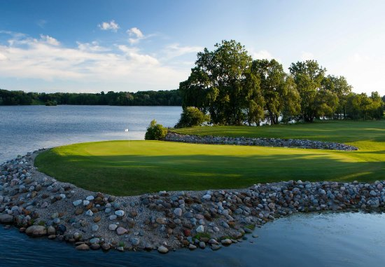 Ypsilanti, MI: Ford Lake & Eagle Crest Golf Course