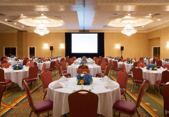 Ypsilanti, Μίσιγκαν: Gerald R. Ford Presidential Ballroom