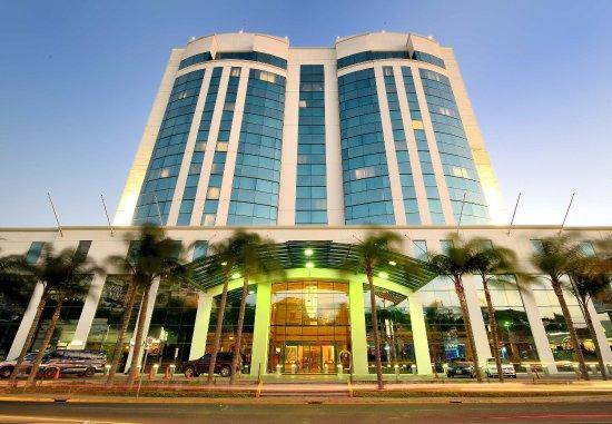 Tegucigalpa Marriott Hotel: Entrance