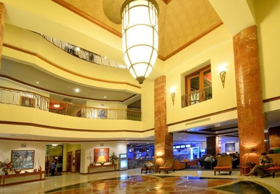 Tegucigalpa Marriott Hotel: Lobby