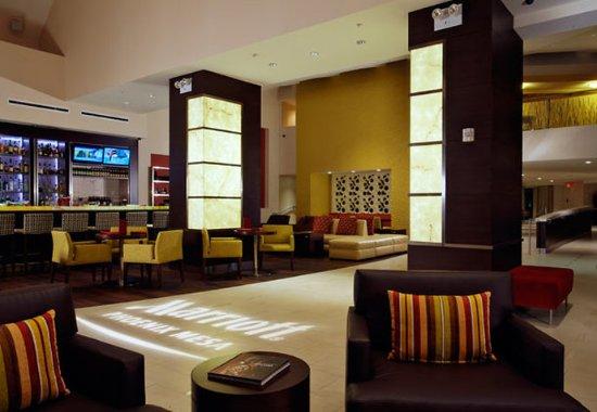 Phoenix Marriott Mesa: Lobby