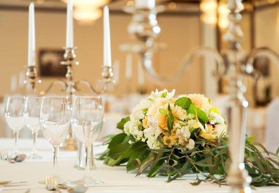 Moscow Marriott Grand Hotel: Wedding Decoration