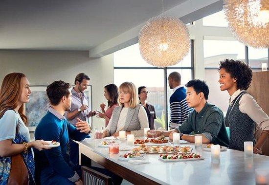 Redmond, WA: Local Flavors - Residence Inn Mix