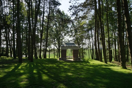 Альбер, Франция: Sheffield Memorial Park, Serre