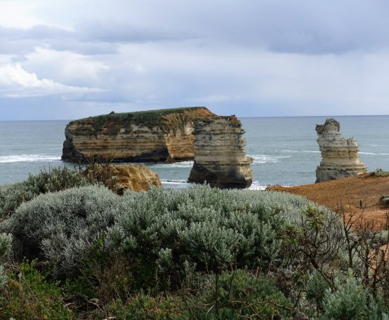 Warrnambool, Australia: The view from the lookout