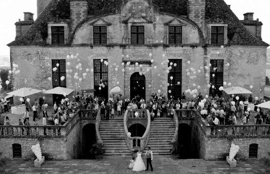 Organisez votre mariage au Château de Duras ! Photo