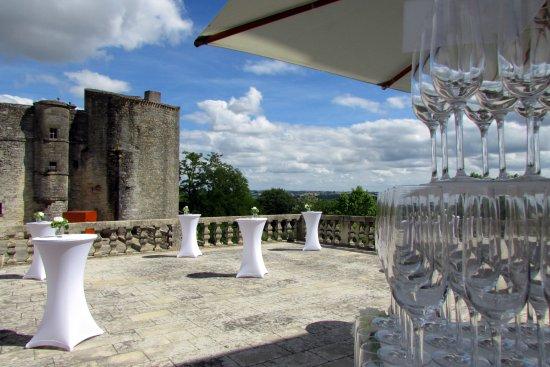 Organisez votre mariage au Château de Duras !