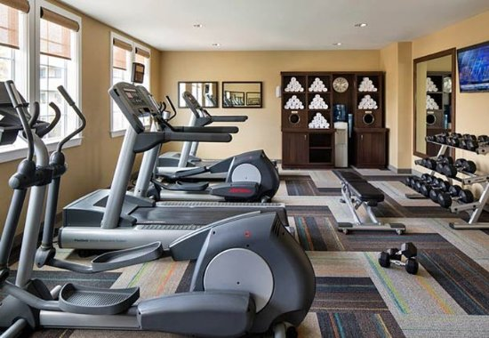 Torrance, CA: Fitness Center