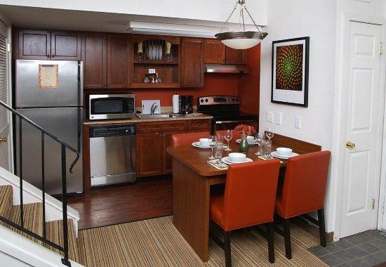 Amherst, نيويورك: Suite Kitchen