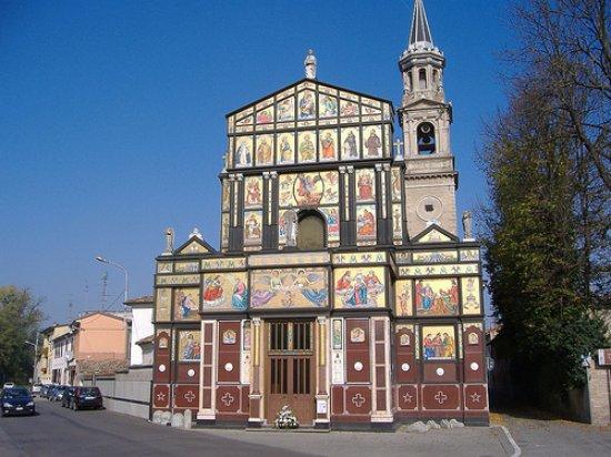 Pizzighettone, إيطاليا: San Pietro in Gera di Pizzighettone