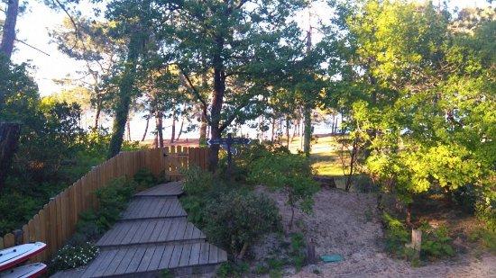 La cabane au bord du lac b b biscarrosse voir les tarifs 179 avis et 115 photos - La cabane au bord du lac ...