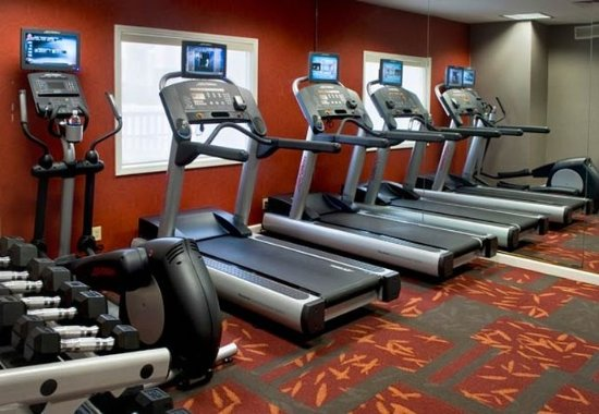 East Syracuse, Nowy Jork: Fitness Center