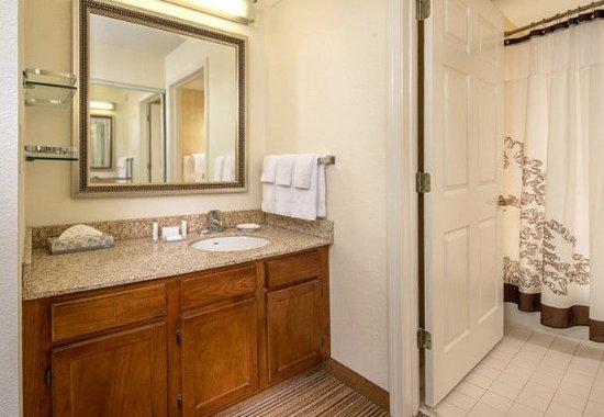 Charleston, Batı Virjinya: Suite Bathroom Vanity