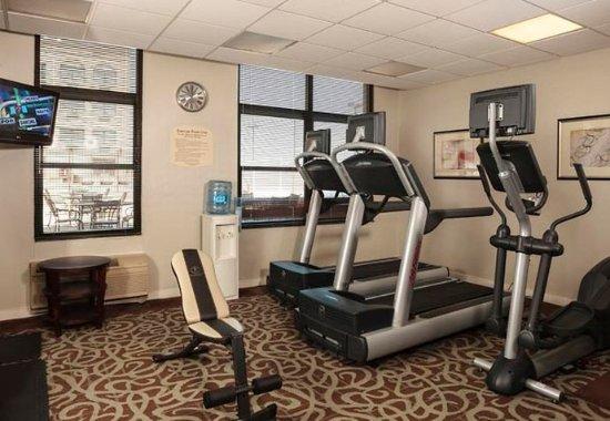 New Rochelle, estado de Nueva York: Fitness Center