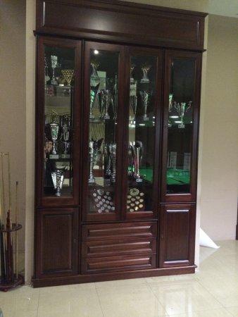 Ghajnsielem, Malta: Trophy unit