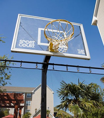 South San Francisco, Kalifornien: Sport Court®