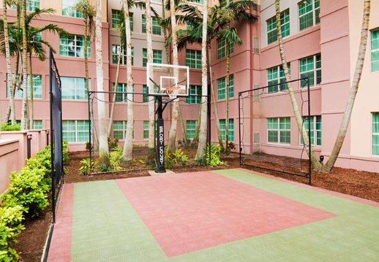 Miramar, فلوريدا: Sport Court