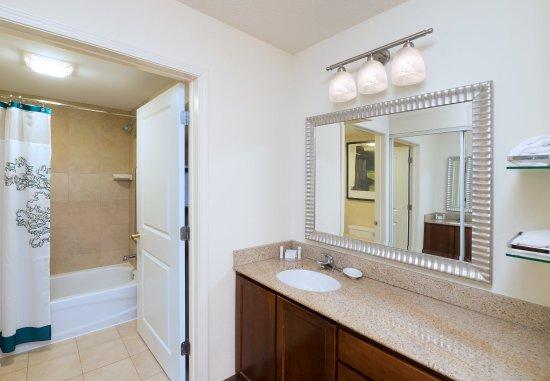 Stanhope, นิวเจอร์ซีย์: Suite Bathroom