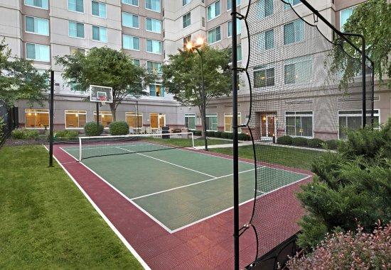 Conshohocken, بنسيلفانيا: Sports Court