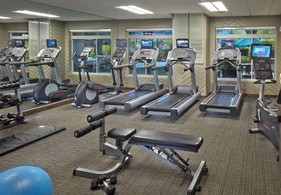 Conshohocken, بنسيلفانيا: Fitness Center