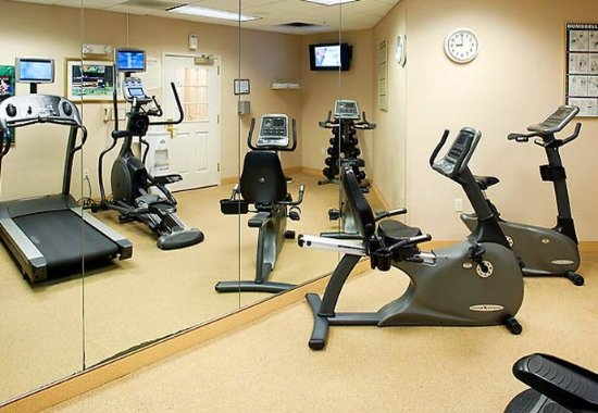 Westford, MA: Fitness Center