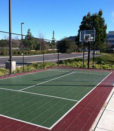 Westlake Village, Californien: Sport Court