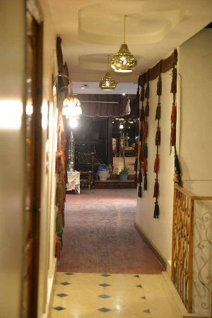 Nefertiti Hotel Image