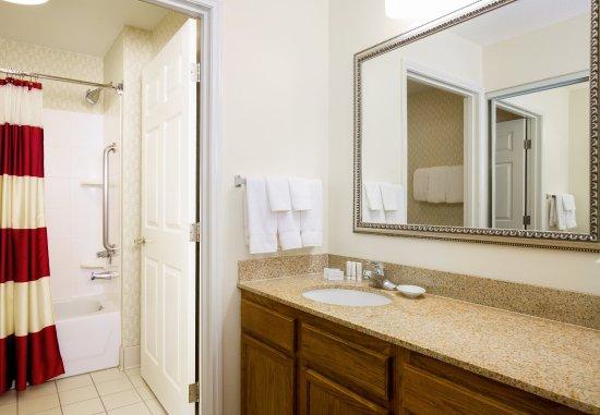 บลูมิงตันเดล, อิลลินอยส์: Guest Bathroom