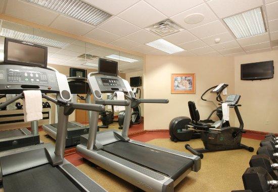 Cheektowaga, estado de Nueva York: Fitness Center