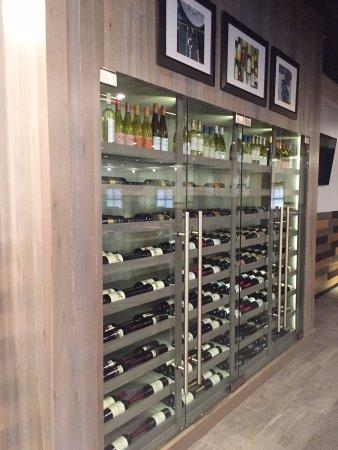 Athens, GA: Wine Cabinet
