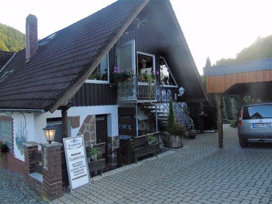 Herzberg am Harz, Duitsland: Voor aanzicht.