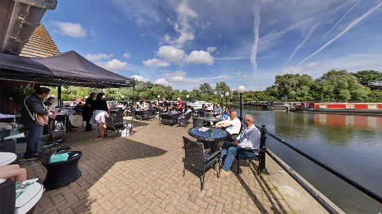 Hayes, UK: terrace