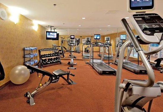 Middletown, RI: Fitness Center