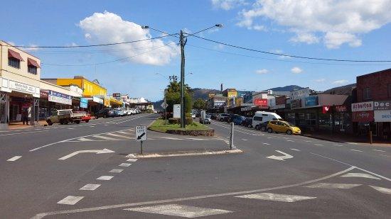 Atherton main street