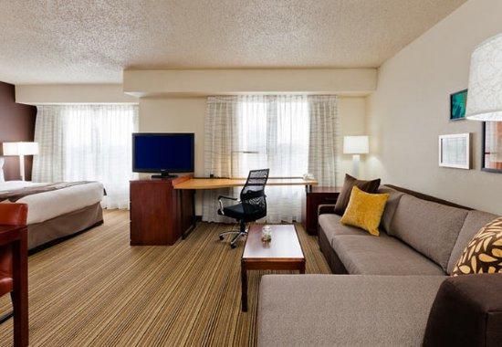 Residence Inn Merrillville: Studio Suite