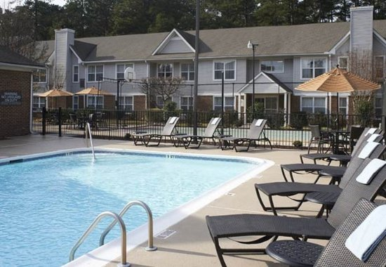 Southern Pines, Kuzey Carolina: Outdoor Pool