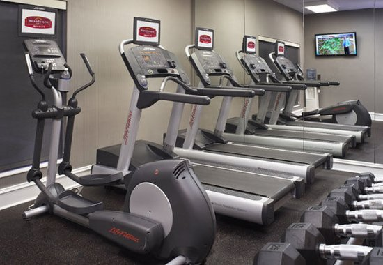 Southern Pines, Kuzey Carolina: Fitness Center