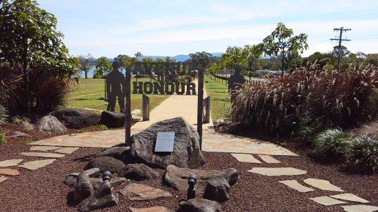 Atherton, Australia: Avenue of Honour, Yunguburra
