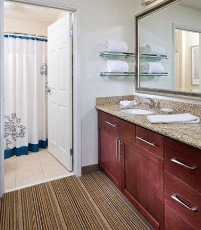 Cedar Rapids, Αϊόβα: Suite Bathroom