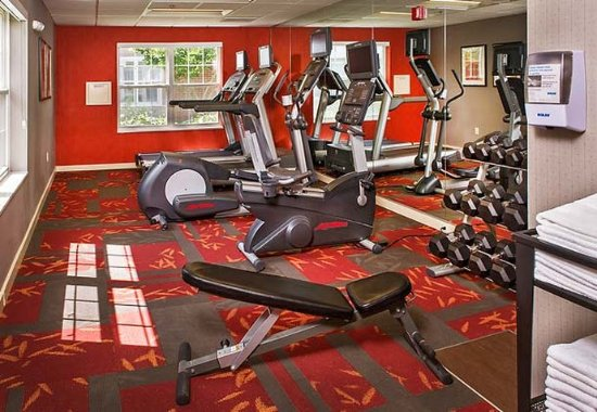 Fairfax, VA: Fitness Center