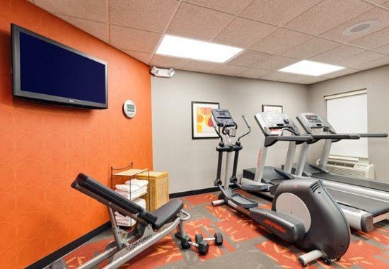 Hammond, IN: Fitness Center