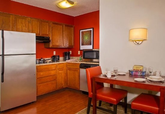 Ellicott City, MD: Studio Suite Kitchen