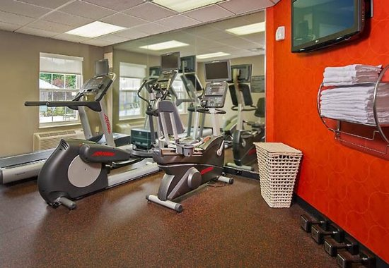 Ellicott City, MD: Fitness Center