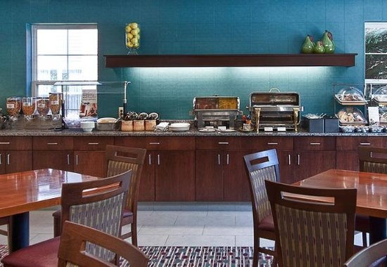 Foxboro, Массачусетс: Breakfast Buffet