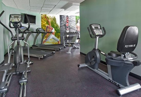 Foxboro, Массачусетс: Fitness Center