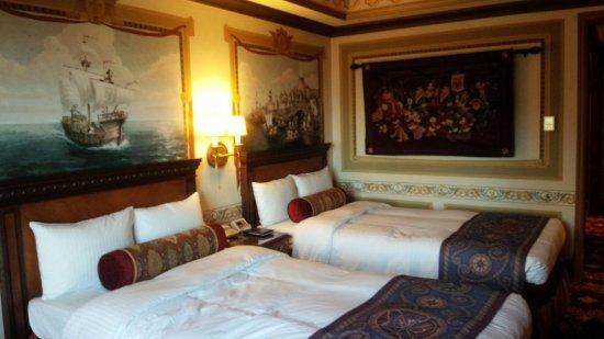 Tokyo DisneySea Hotel MiraCosta: IMG_20160831_160443_large.jpg