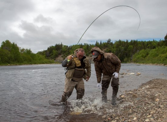 Robinsons photos featured images of robinsons for Canadian fishing license bc