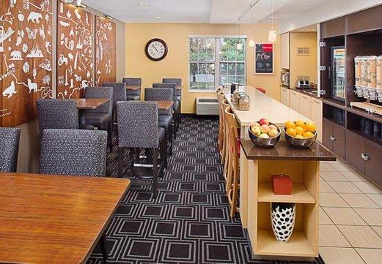 Horsham, Pennsylvanie : Breakfast Room