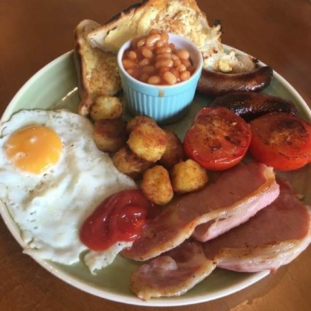 Weston, UK: Oak Mead's Famous Breakfast